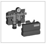 Zespol napelniajacy NK300 HONEYWELL Astra Automatyka
