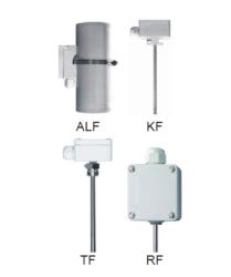 Czujniki temperatury ALF TF KF RF HONEYWELL