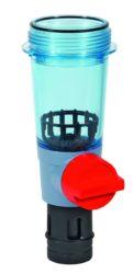 Przezroczysta obudowa dla filtrów F74CS i FK74CS (rozmiar: 1/2