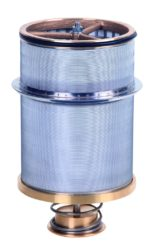 Filter insert complete for F78TS-F (mesh size 50 micron) - HONEYWELL - AF78TS‐080C
