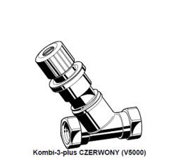 Zawór odcinający V5000 Kombi-3-plus HONEYWELL