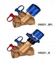 Zawór równoważąco-odcinający V5032 Kombi-2-plus HONEYWELL Braukmann
