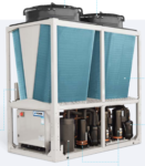Agregat wody lodowej Amichi™ YMAA YMPA YORK® Astra Automatyka