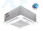 Klimakonwektor kasetonowy YHK-ECM INVERTER HYDRO CASSETTE YORK® Astra Automatyka