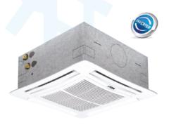 Klimakonwektor kasetonowy YHK-ECM INVERTER HYDRO CASSETTE (1,8-10,8kW)  YORK®