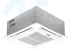 Klimakonwektor kasetonowy YHK HYDRO CASSETTE YORK® Astra Automatyka