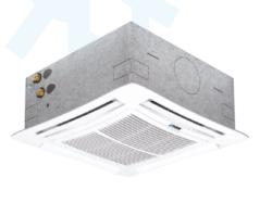 Klimakonwektor kasetonowy YHK HYDRO CASSETTE (1,3-11,1kW)  YORK®