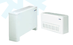Klimakonwektor kanałowy LASER ECM: YLV, YLH, YLIV i YLIH (0,8-8,1kW) YORK®
