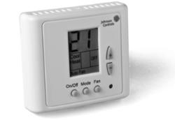 Pomieszczeniowe czujniki temperatury z wbudowanym odbiornikiem IR  LP-RSM JOHNSON CONTROLS