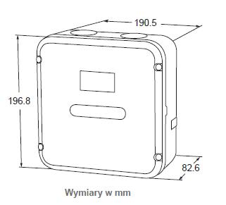 Elektroniczne sterowniki chłodnicze A525 PENN