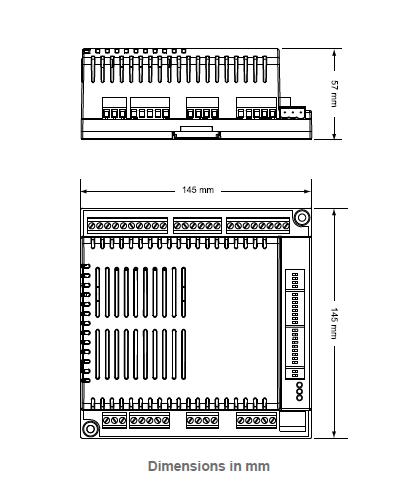 Konfigurowalny sterownik pomieszczeniowy TUC03 PLUS JOHNSON CONTROLS