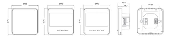 Czujniki analogowe RS-7000 JOHNSON CONTROLS