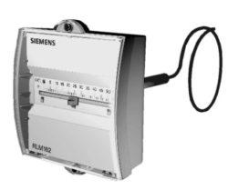 Kanałowy regulator temperatury RLM162 SIEMENS
