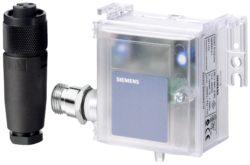 Czujnik różnicy ciśnienia QBM4000 i QBM4100 SIEMENS