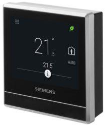 Smart termostat pomieszczeniowy RDS110 SIEMENS