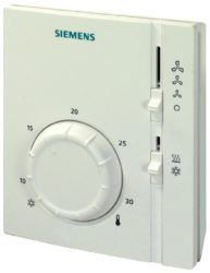 Termostat pomieszczeniowy RAB31 RAB31.1 SIEMENS