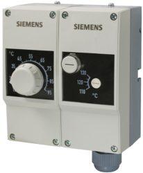 Podwójny termostat regulacyjny RAZ-ST SIEMENS