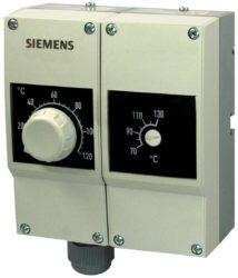 Podwójny termostat bezpieczeństwa RAZ-TW SIEMENS