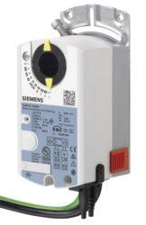 Regulator kompaktowy VAV z komunikacją KNX/PL-Link GDB181.1E/KN SIEMENS