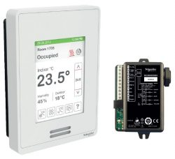 Regulatory SER8300 z modułem SC3500 Schneider Electric