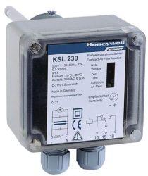 Elektroniczne sygnalizatory przepływu powietrza i cieczy KSL i KSW FEMA