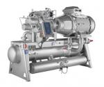 Srubowe agregaty wody lodowej SAB - small SABROE Astra Automatyka