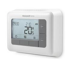 Bezprzewodowe termostaty programowalne T4 i T4R Honeywell