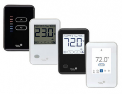Sieciowe czujniki temperatury NS-8000 JOHNSON CONTROLS